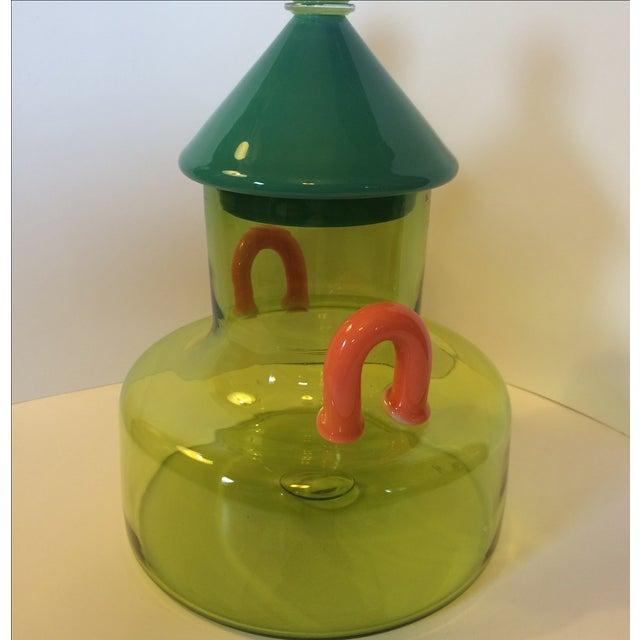 Image of Memphis Art Glass David Levi Apex Glass