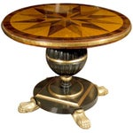 Image of 19th-Century Continental Center Table