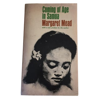 Coming of Age in Samoa, Margaret Mead 1973