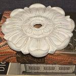 Image of Antique Plaster Ceiling Medallion