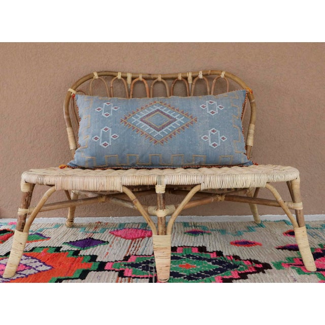 Moroccan Sabra Cactus Lumbar Cushion - Image 3 of 6