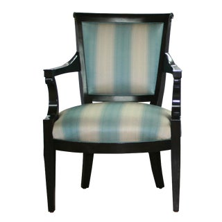 "Truex American Furniture ""Carlyle Armchair"""