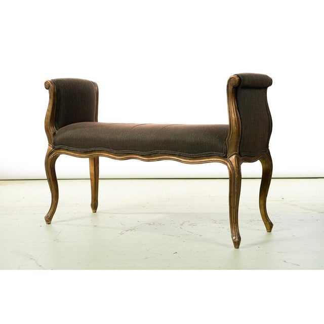 French Louis XV Style Window Bench Seat - Image 2 of 10