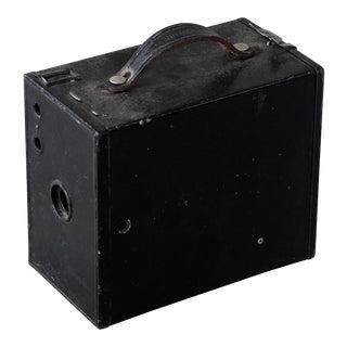 Vintage Sarreid LTD Brownie Camera Box