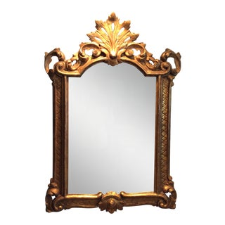 Friedman Brothers Vintage Gilt Mirror