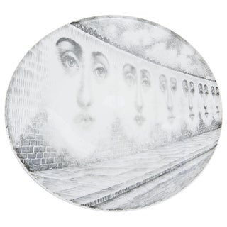 'Themes and Variations' Plate by Piero Fornasetti