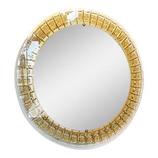 Cristal Arte Vintage mirror, all glass
