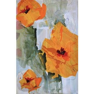 Liz Barber Painting - Spring Garden 1