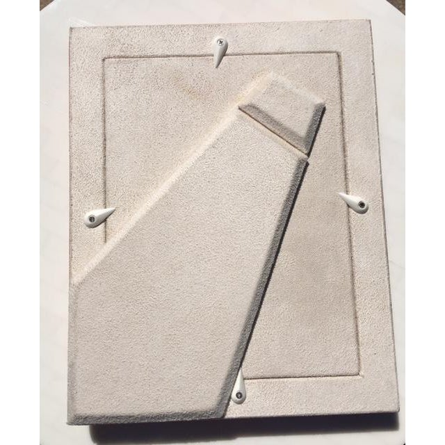 Rose Shagreen Picture Frame - Image 5 of 6