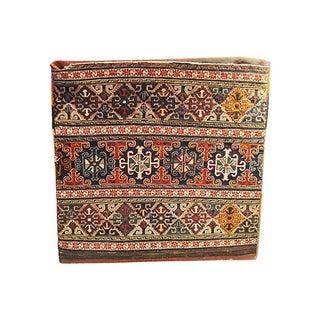 19th-C. Chirvan Bag Face Kilim