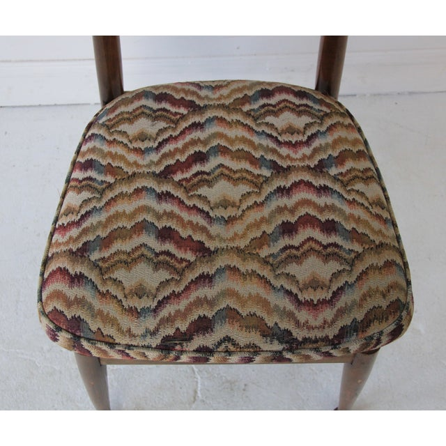 Vintage Mid-Century Modern Desk Chair - Image 7 of 10