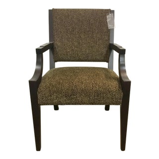 Vanguard Co. Upholstered Arm Chair