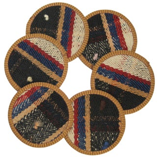 Varakçı Kilim Coasters - Set of 6