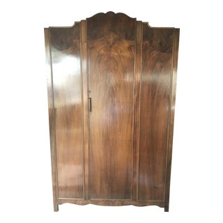 Vintage 20th Century Armoire