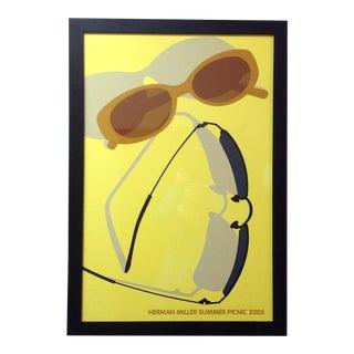 Herman Miller Summer Picnic Poster, 2005