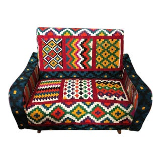 Handmade Turkish Kilim Sofa