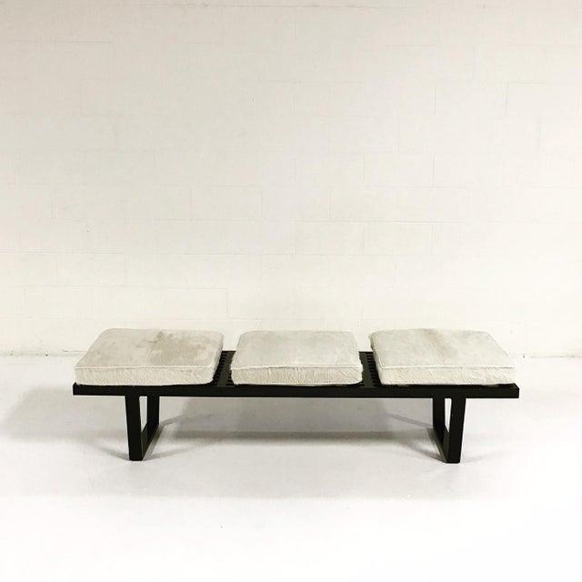 George Nelson for Herman Miller Model 4692 Platform Bench - Image 2 of 11