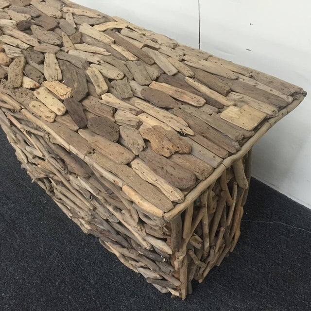 Image of Wooden Branch Table