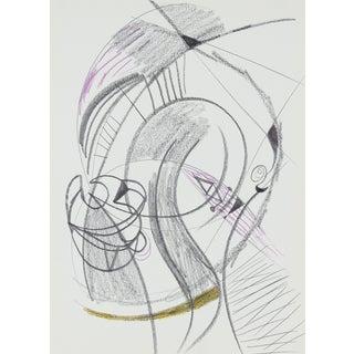 20th Century Sketch by Michael di Cosola