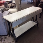 Image of Industrial Drop Leaf Console