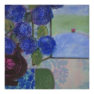 "Denise Regan ""Favorite Blue Flowers"""
