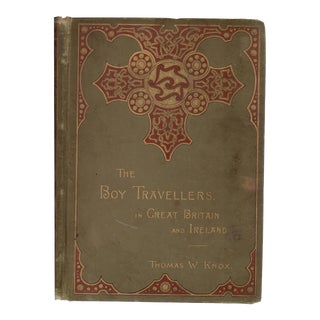 "1893 ""Boy Travellers in Great Britain and Ireland"""