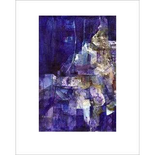 "Roxanna Bergner ""Sky City"" Giclee Print"