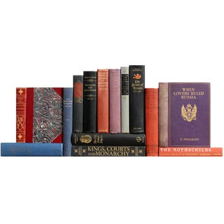 European Royals & Nobles - Set of 14