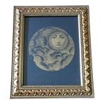 Image of Fornasetti Vintage Silkscreen Print