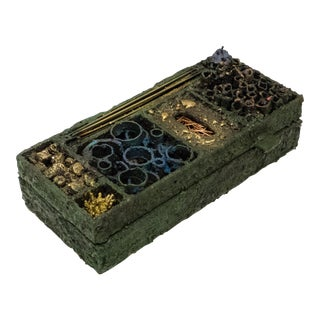 James Bearden Segment Jewelry Box