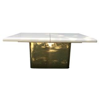 Milo Baughman Mid-Century Modern Dining Table