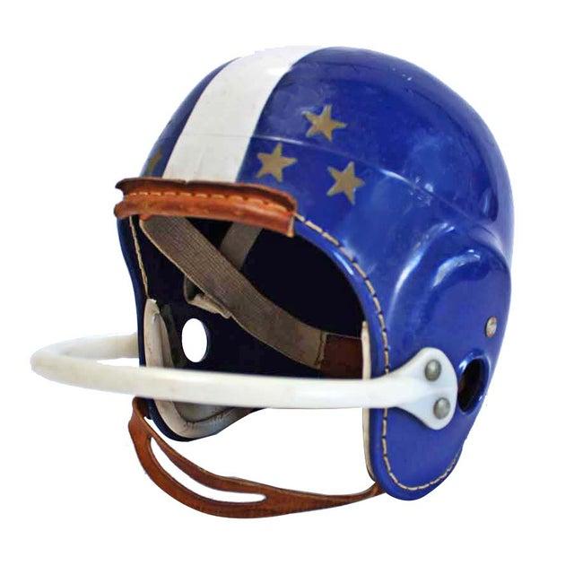Vintage Rawlings Child's Football Helmet - Image 1 of 9