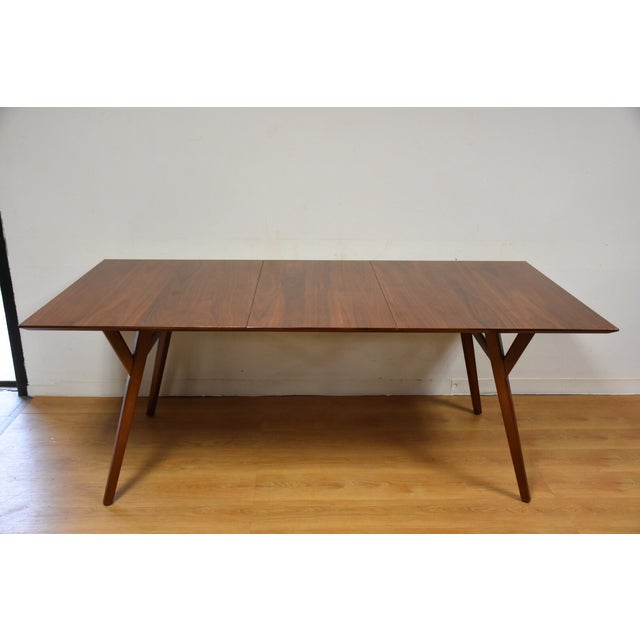 Image of Walnut Dining Table