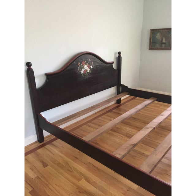 The FarmHouse Collection King Bed Frame - Image 4 of 11