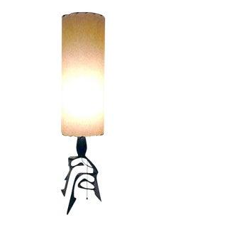 Rare Frederic Weinberg Lamp