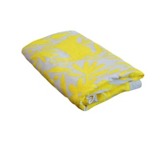 Yellow Otomi Bedcover