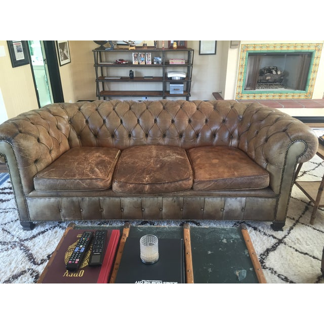 image of 19th century chesterfield sofa chesterfield furniture history