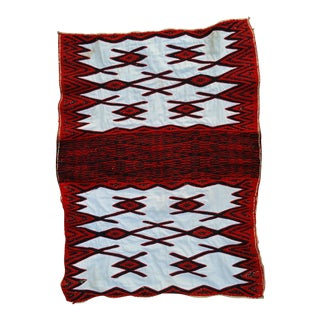 Hand Embroidered Tribal Textile