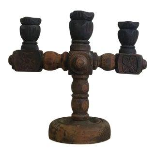 Spanish Revival Candelabra