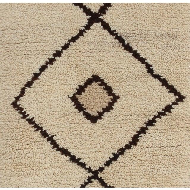 "Vintage Azilal Moroccan Berber Runner- 2'7"" x 6'7"" - Image 2 of 4"