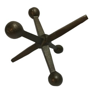 Bronze Metal Jack Figure