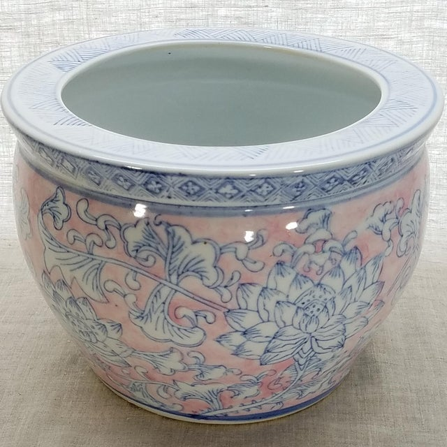 Vintage Chinoiserie Planter No. 1 - Image 2 of 5