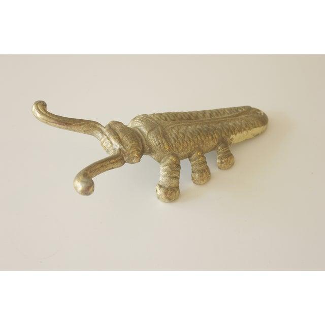 Brass Grasshopper Shoehorn - Image 8 of 9