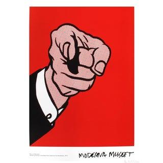 Roy Lichtenstein, Hey You!, 2013 Poster
