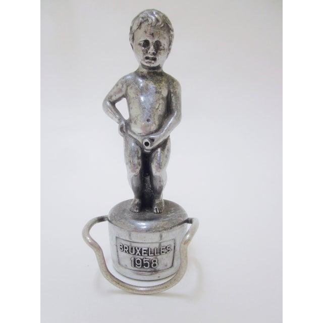 Vintage Cherub Bottle Topper - Image 8 of 10