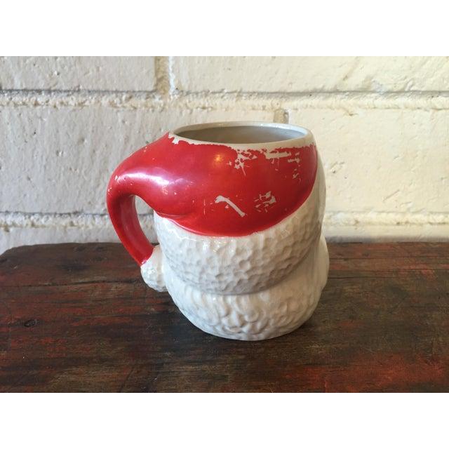 1950s Santa Claus Face Mug - Image 5 of 7
