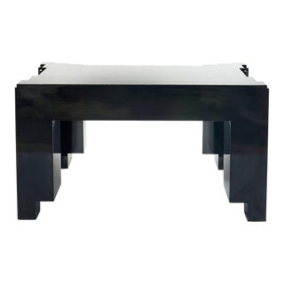 1930's Paul Frankl Inspired Skyscraper Console or Entry Table