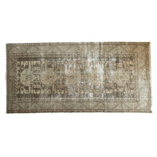 "Vintage Distressed Kula Rug Runner - 5'6"" x 11'2"""