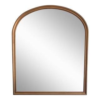Vintage Gilt Mantel Mirror