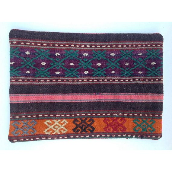 Vintage Kilim Pillow - Image 6 of 6